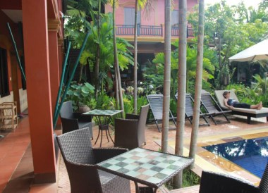 Design Hostel, Top Boutique Hotels in Siem Reap, Angkor Wat