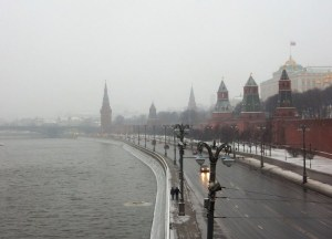 Moskva River, Moscow Airport to City Centre