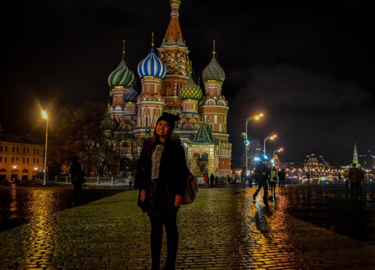 Saint Basil's Cathedral, Moscow Airport to City Centre