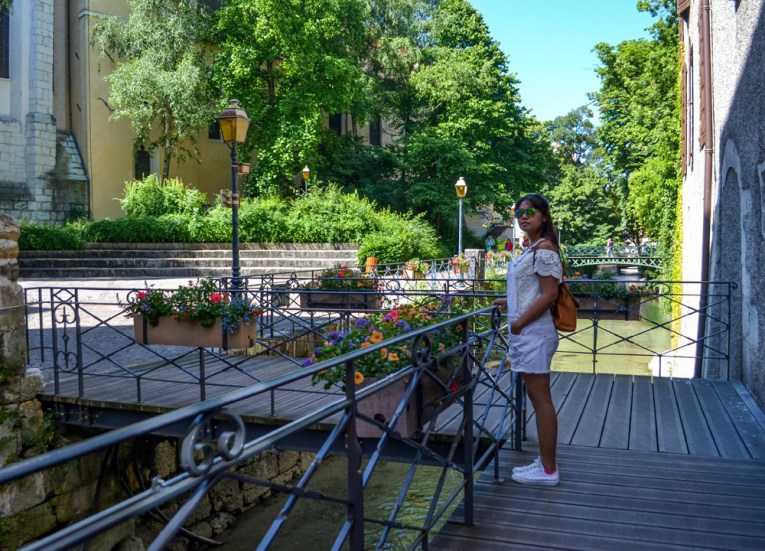 Annecy Canals, Road Trip in France Southern Borders June