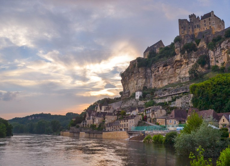 Dordogne Valley, Road Trip in France Southern Borders June