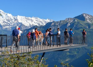 Interlaken Viewpoint, Jungfrau 3 Day Travel Pass Best Attractions