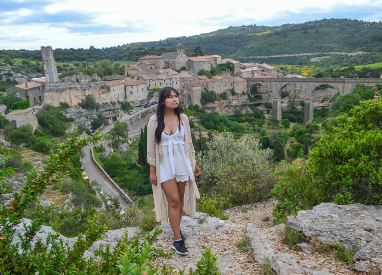 Minerve Landoque, Road Trip in France Southern Borders June