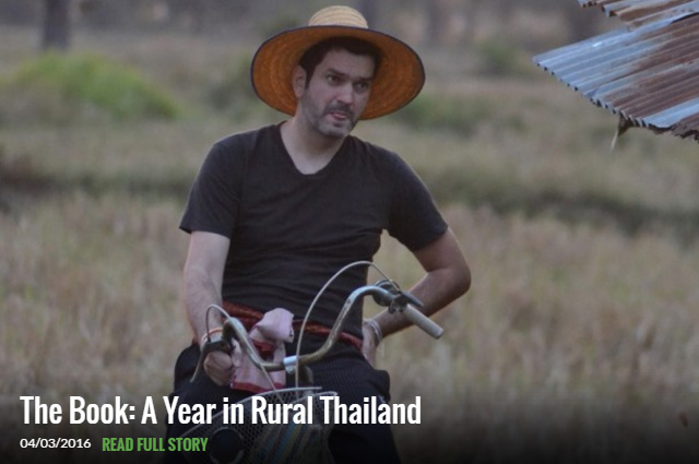 Book on Living in Rural Thailand