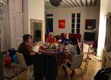 Homeaway Gite Rental, Road Trip in France Southern Borders June