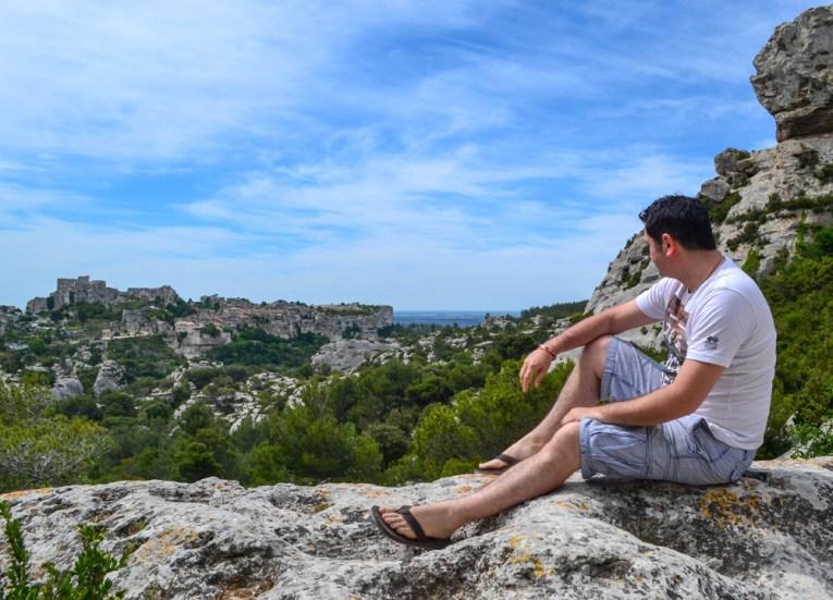 Baux-de-Provence, Road Trip in France Southern Borders June