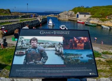 Iron Island port, Top Causeway Coast Attractions Northern Ireland