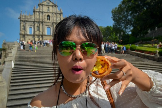 Egg Tarts, Top 10 Tourist Attractions in Macau