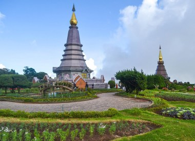 Doi Inthanon, Road Trip: Mae Hong Son Loop from Chiang Mai