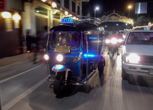 Tuk Tuk Travel, Expat Living in Nimman Chiang Mai