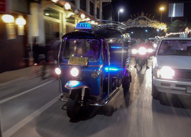 Tuk Tuk Travel, Expat Living in Nimman Chiang Mai