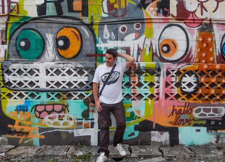 Allan Wilson, Expat Living in Nimman Chiang Mai, Nimmanhemin