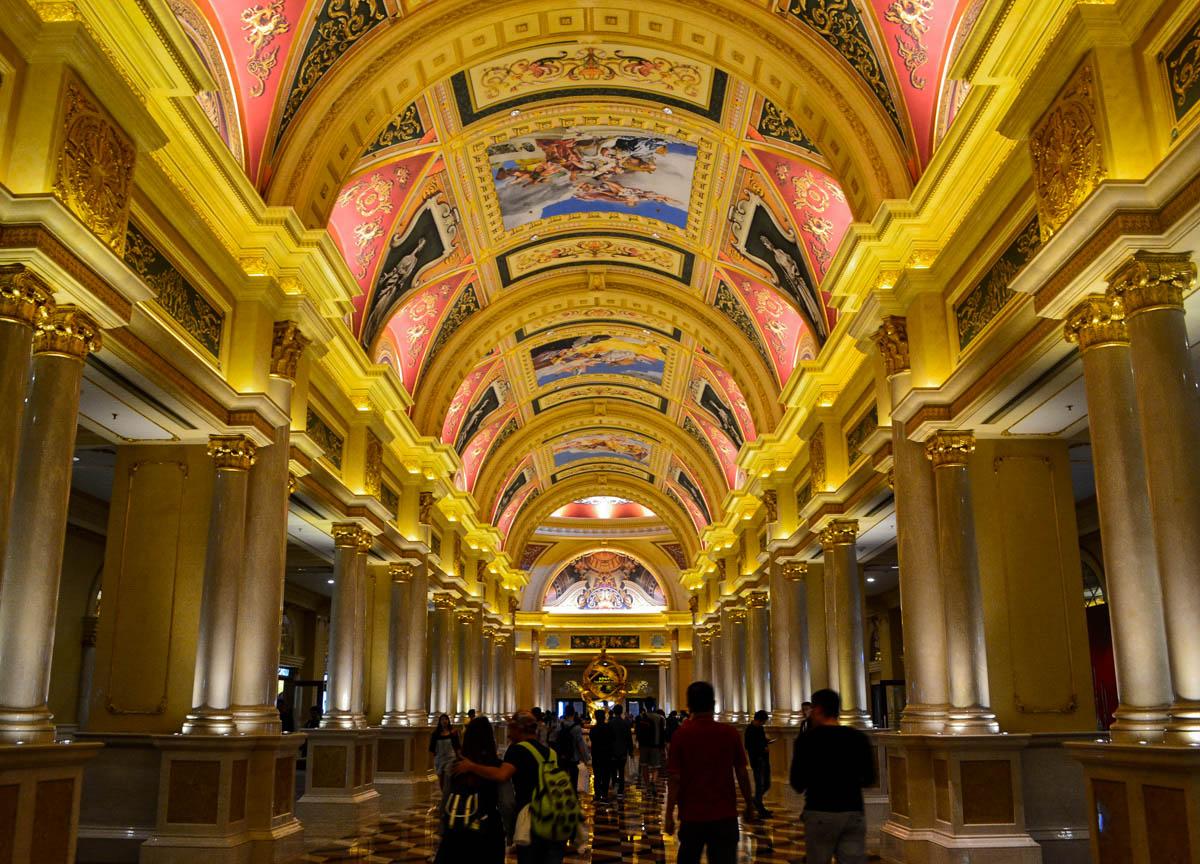 Venetian Hotel, Top 10 Tourist Attractions in Macau