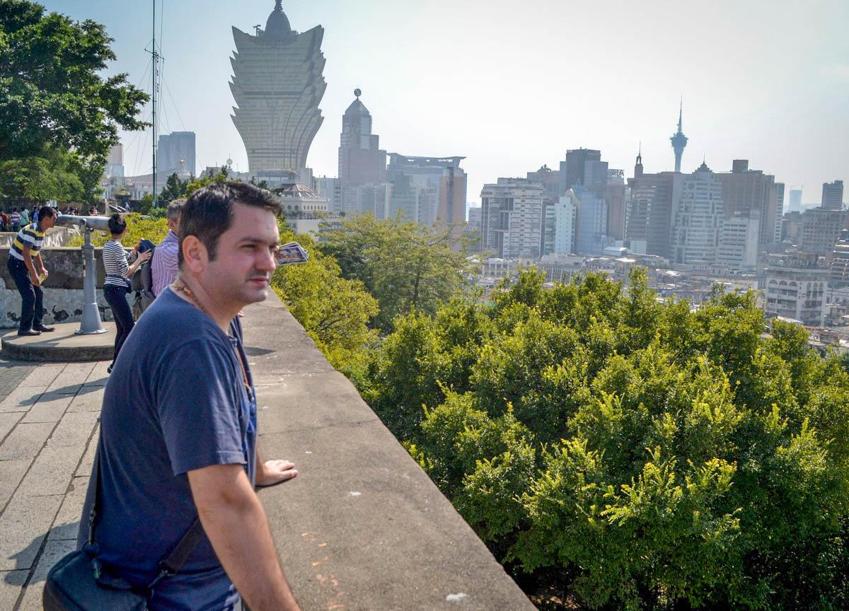 Fortaleza do Monte, Top 10 Tourist Attractions in Macau