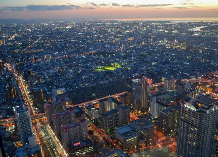 Marriott Miyako Views, Top Tourist Attractions in Osaka Japan