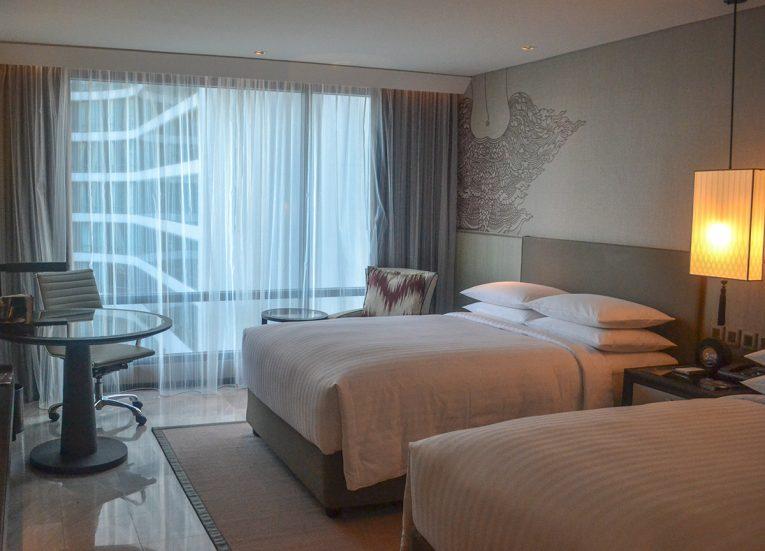 Bangkok Marriott Marquis Queen's Park Hotel Em District