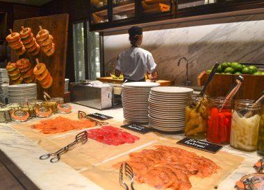 Bagel Bar, Bangkok Marriott Marquis Queen's Park Hotel Em District