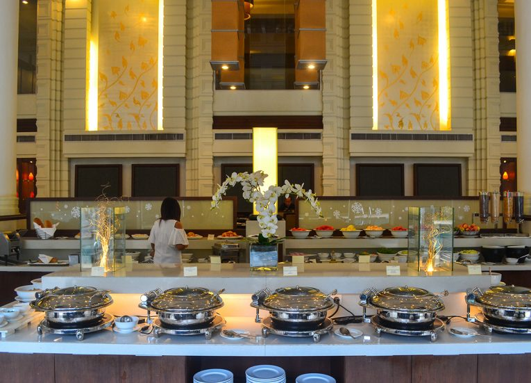 International Breakfast, Dusit Princess Korat Hotel. Gateway to Isaan Northeast Thailand