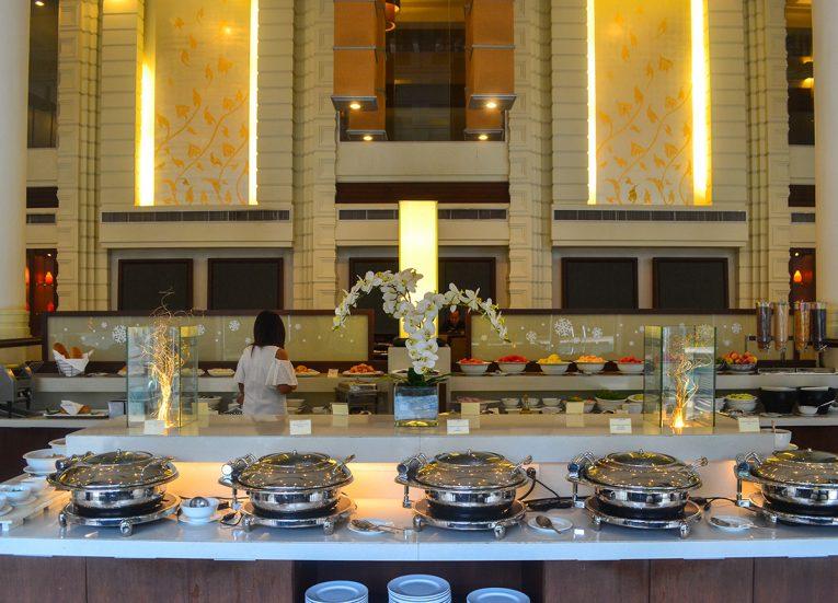 International Breakfast, Dusit Princess Korat Hotel. Gateway to Isaan Northeast Thailand
