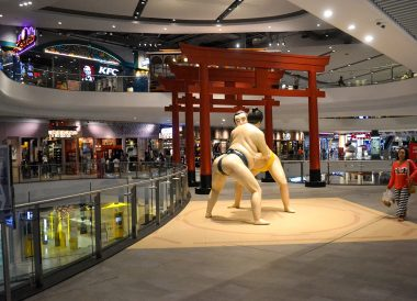 Japanese Floor, Terminal 21, Top Attractions in Korat Thailand Isaan