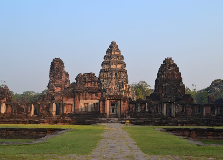 Phimai Temple Ruins, Top Attractions in Korat, Nakhon Ratchasima Isaan, Thailand