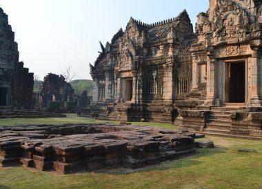 Wat Phimai, Dusit Princess Korat Hotel. Gateway to Isaan Northeast Thailand