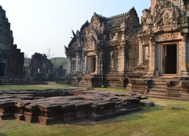 Wat Phimai, Travel in Isaan Thailand (Northeast Thailand)