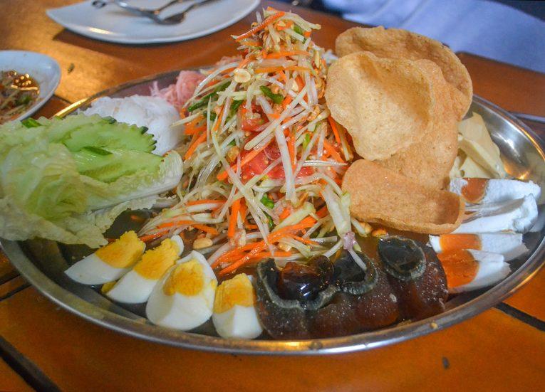 SoLao Som Tam, Best Restaurants in Nimman Chiang Mai Nimmanhemin Road