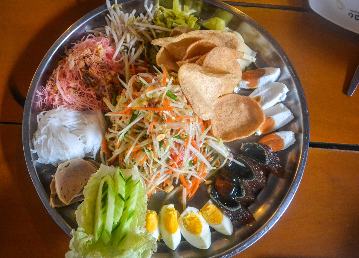 Isaan Food: Thai Isaan Food and Eating in Northeastern Thailand
