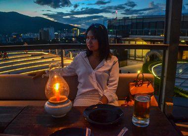 Best Rooftop Bar, Best Restaurants in Nimman Chiang Mai Nimmanhemin Road