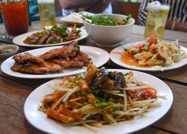 Cherng Doi Roast Chicken, Best Restaurants in Nimman Chiang Mai Nimmanhemin Road