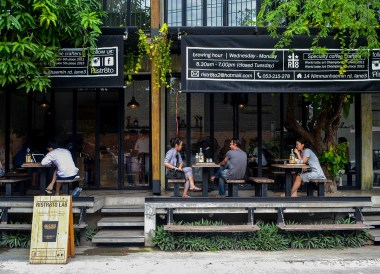 Nimman Cafe Culture, Living in Chiang Mai Northern Thailand