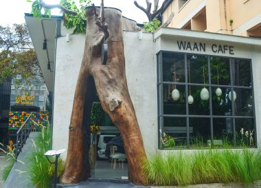 Waan Cafe nimman, Best Restaurants in Nimman Road Area of Chiang Mai Thailand