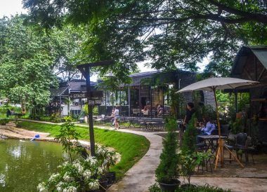 No.39 Cafe, Best Cafes Coffee Shops in Chiang Mai Thailand