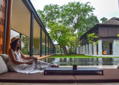 Fanfan Wilson, Anantara Vacation Club Chiang Mai Riverside