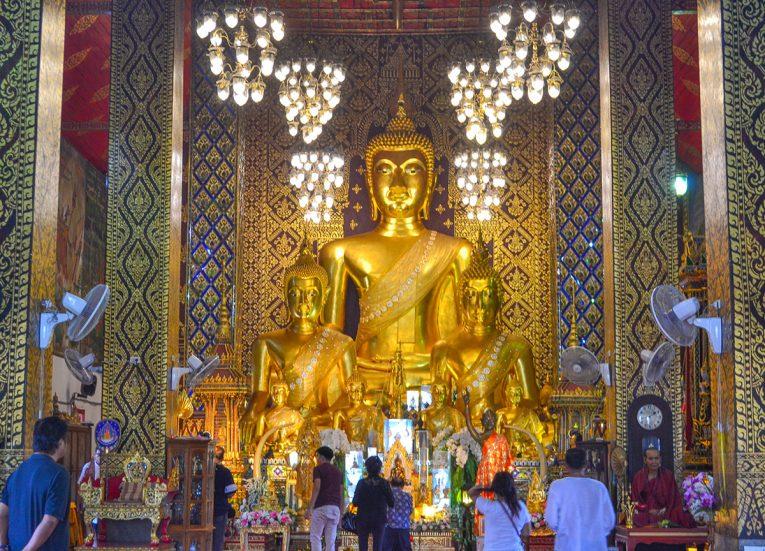 Wat Phra That Hariphunchai, Lamphun Province, Road Trips in Northern Thailand Chiang Mai