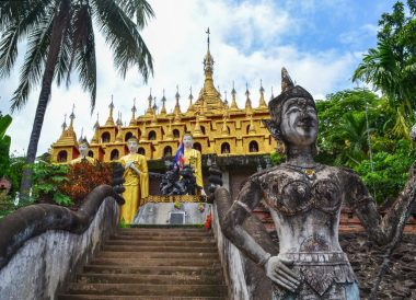 Phra That Suthon Mongkhon Khiri, Road Trips in Northern Thailand Chiang Mai