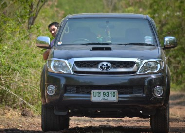 Road Trips in Thailand, Travel in Eastern Thailand Provinces by Car