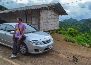 Allan Wilson Blogger on Road Trips and Drones in Thailand