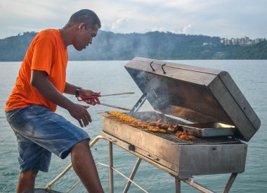Sunset Dinner Cruise, Top Attractions in Langkawi Island Malaysia