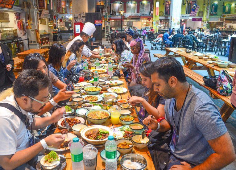 Malaysian Food Street, Resorts World Genting