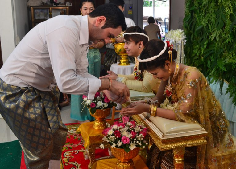 Rural Wedding, Living Like a Local in Bangkok: