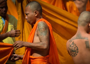 Monk Ordination, Best Book Living in Thailand Isaan: Potato in a Rice Field