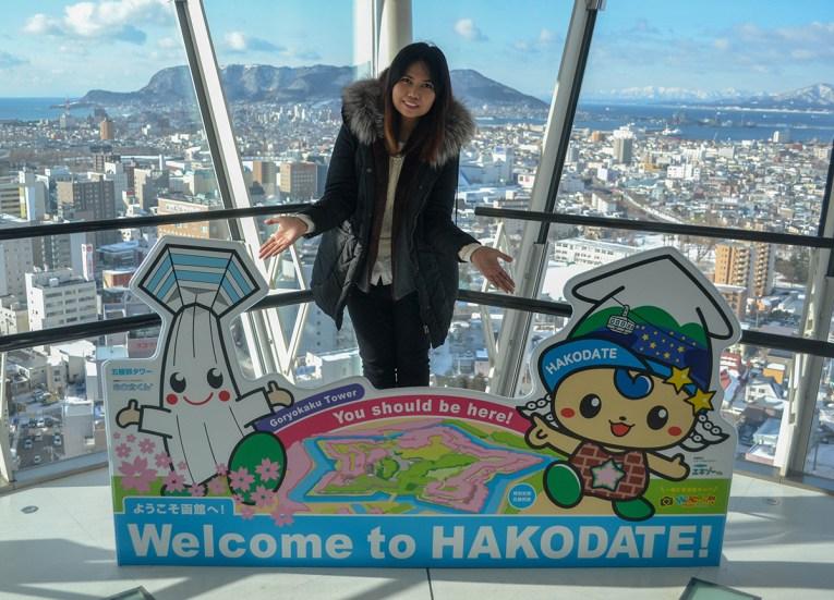 Hakodate Tourism, Honshu to Hokkaido by Train JR Pass, Sapporo Snow Festival