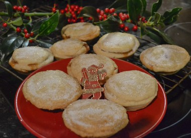 Mince Pies, Traditions of Christmas in Northern Ireland Bangor