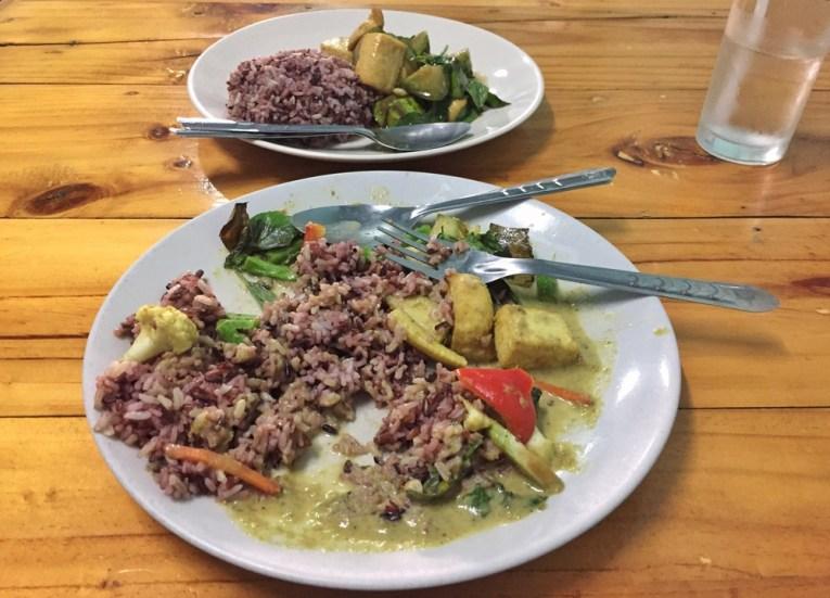 Ji-yay organic food, Best Vegan Restaurants in Chiang Mai