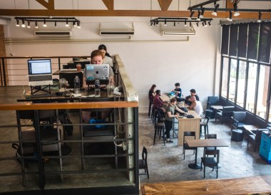 Co-working Spaces, Living in Chiang Mai Northern Thailand