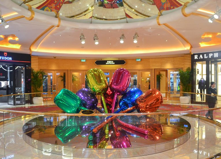 Wynn Palace Hotel, Wynn Macau Restaurants Attractions