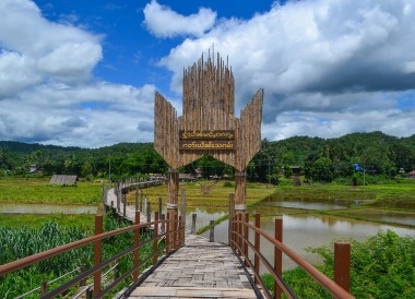 Old Wooden Bridge, 3-Day Road Trip: Mae Hong Son Loop from Chiang Mai
