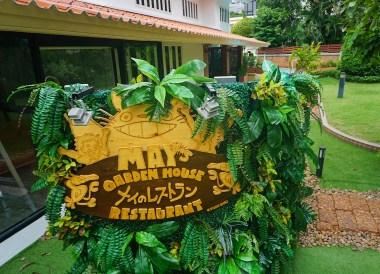 May's Garden House, Bangkok Totoro Cafe Restaurant Sukhumvit 29